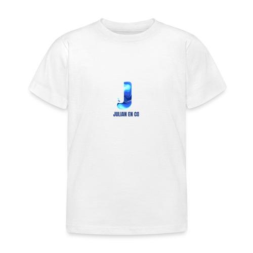 JULIAN EN CO MERCH - Kinderen T-shirt