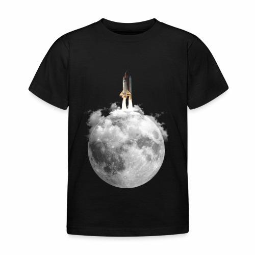 Mondrakete - Kinder T-Shirt