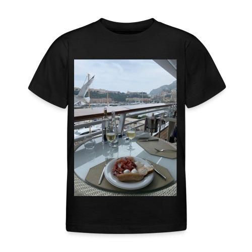Monaco - Kinder T-Shirt