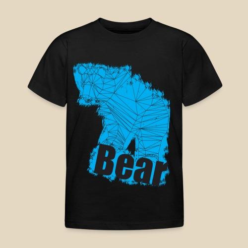 Blue Bear - T-shirt Enfant