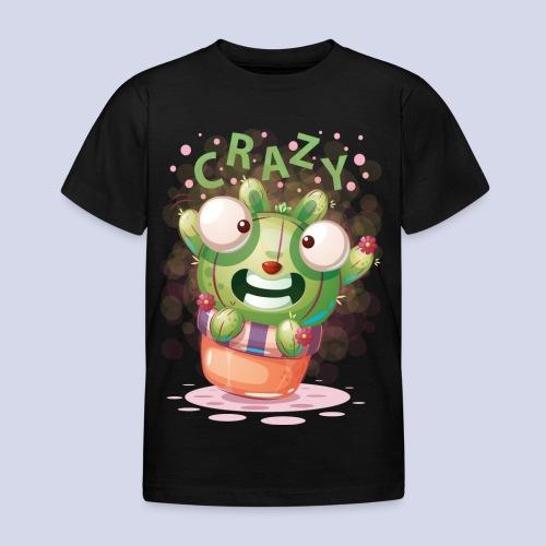 Crazy funny monster design for everyone - Kids' T-Shirt