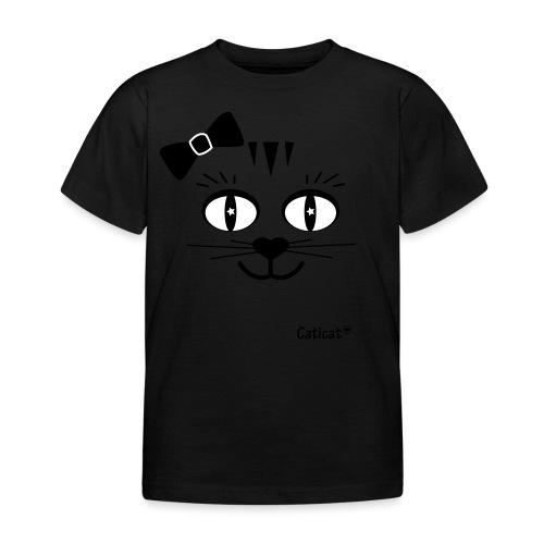 Cat Girl - Kinder T-Shirt