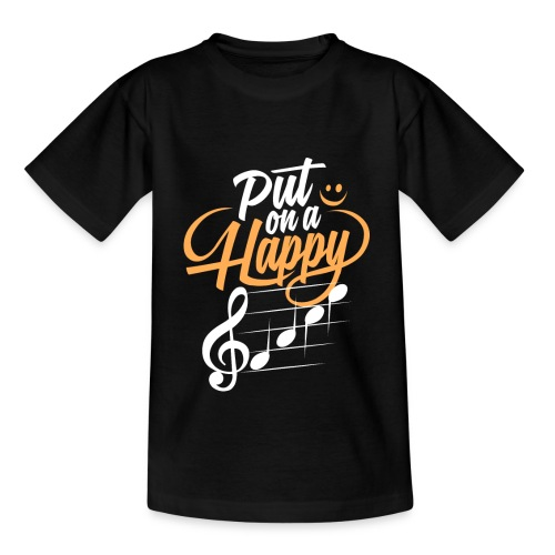 happy face - Kinder T-Shirt