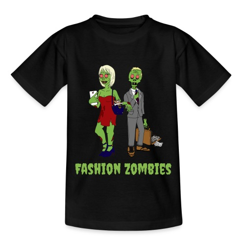 Fashion Zombie - Kids' T-Shirt