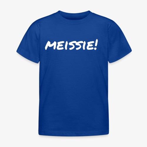 meissie - Kinderen T-shirt