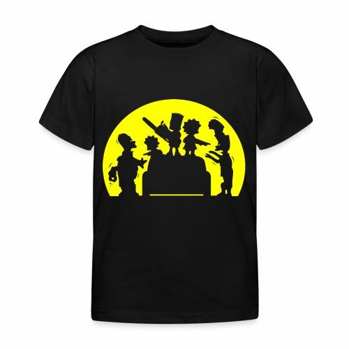 FAMILIA ZOMBIE - Camiseta niño