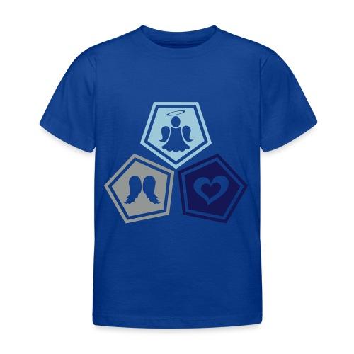 Tee shirt baseball Enfant Trio ange, ailes d'ange - Kids' T-Shirt