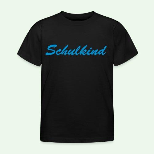 Schulkind // Erste Klasse Kind // Einschulung // - Kinder T-Shirt