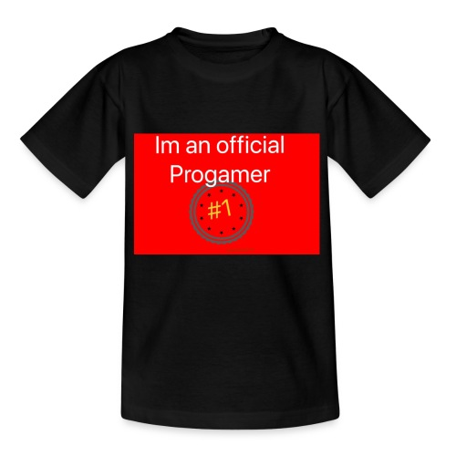 THE PRO'S - Red - Kids' T-Shirt