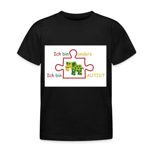 autist jpg - Kinder T-Shirt