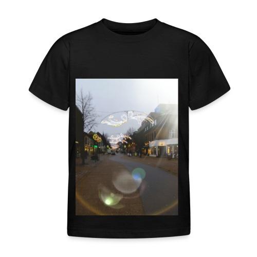 20180112 025558 - Børne-T-shirt