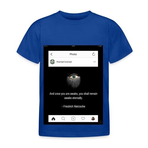 81F94047 B66E 4D6C 81E0 34B662128780 - Kids' T-Shirt