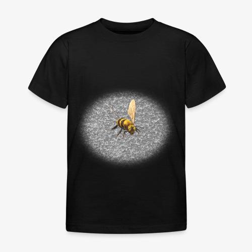 biene mit steienen - Kinder T-Shirt