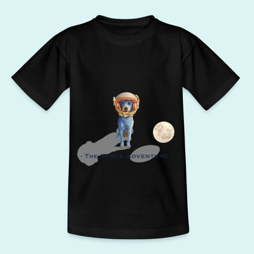 The Space Adventure - Kids' T-Shirt
