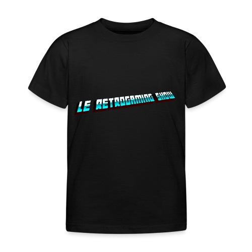 RGS - T-shirt Enfant