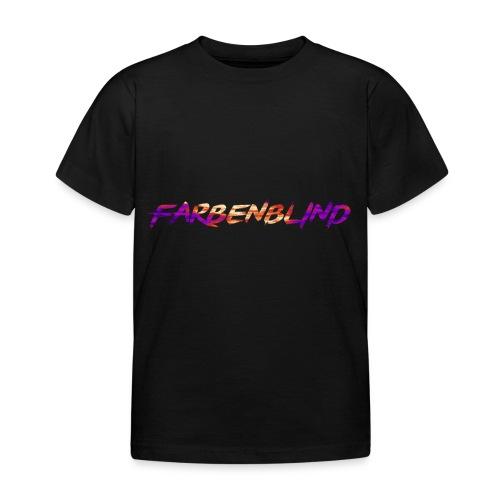 Farbenblind - Kinder T-Shirt