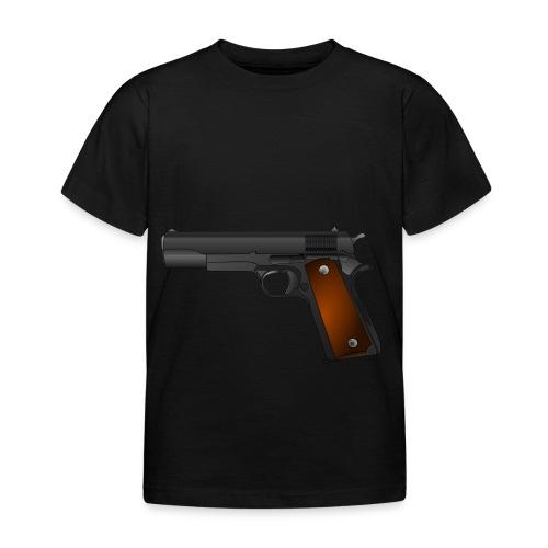 gun - Kinderen T-shirt