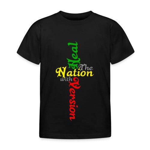 Reggae Healing Gears - Kids' T-Shirt