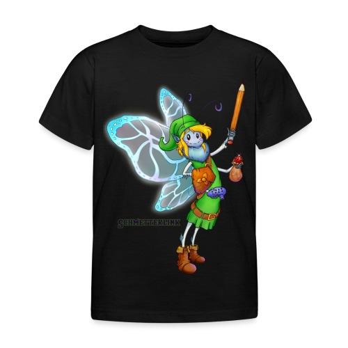 Schmetterlink - Kinder T-Shirt