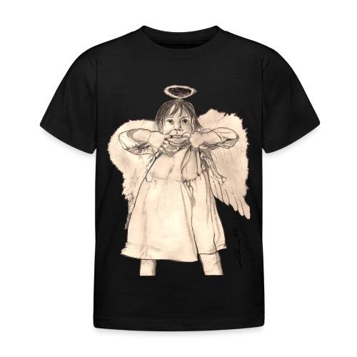 Frecher Engel - Kinder T-Shirt