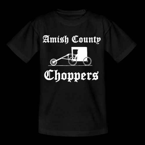 Amish County Choppers - Kids' T-Shirt