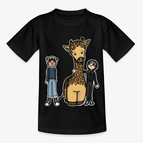 *Limited Edition* Gibby Merchandise - Kinderen T-shirt