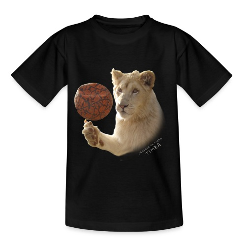 Timba ballon - T-shirt Enfant