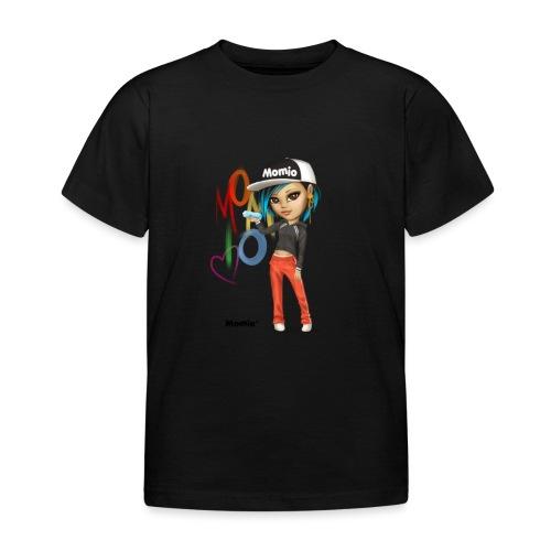 Maya - von Momio Designer Cat9999 - Kinder T-Shirt
