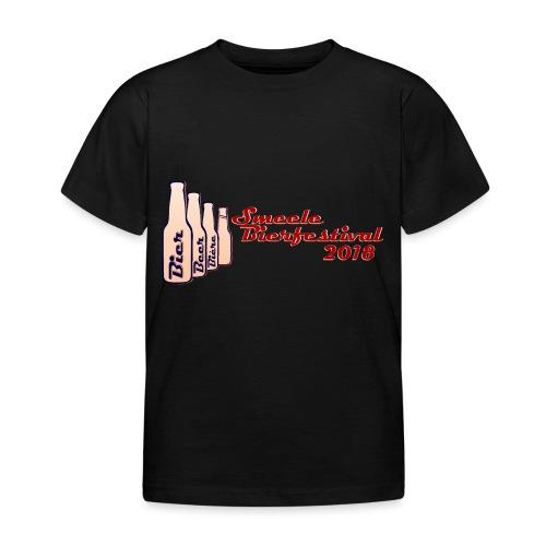 Smeele Bierfestival 2018 - Kinderen T-shirt