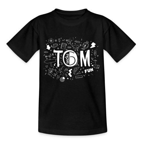 Tom go to School - Kinder T-Shirt