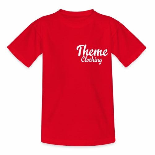 Theme Clothing Logo - Kids' T-Shirt