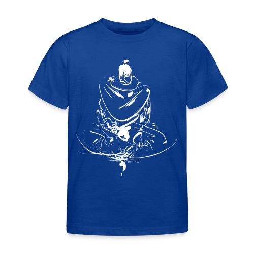 Iaido Samurai Zen Meditation - Kids' T-Shirt