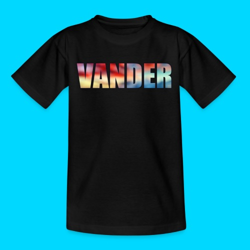 Vander Colorful - Kids' T-Shirt