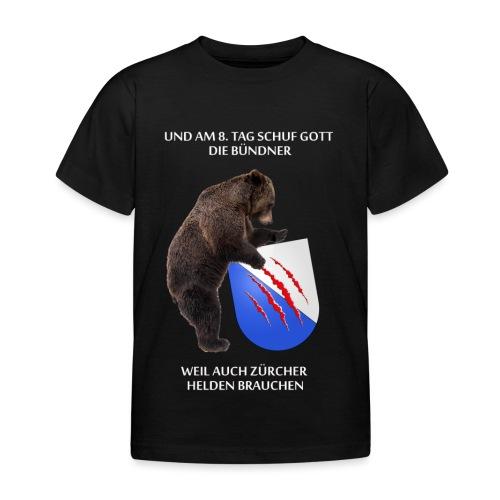 Bär zürcher - Kinder T-Shirt