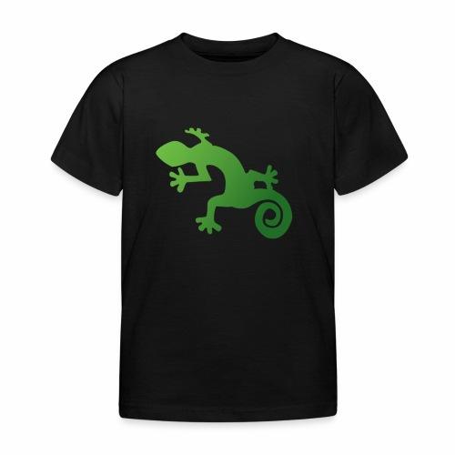 Echse - Kinder T-Shirt