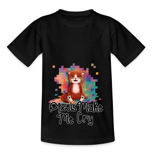 Pixel's Make Me Cry - Kids' T-Shirt