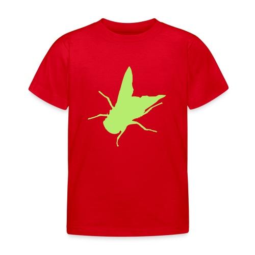 fliege - Kinder T-Shirt