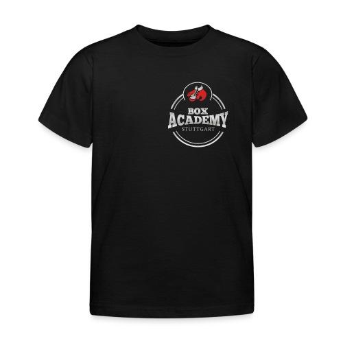 BoxAcademyTransparent - Kinder T-Shirt