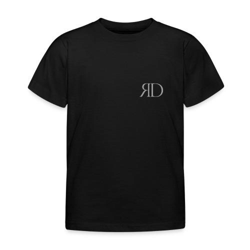 RD einfach ohne png - Kinder T-Shirt