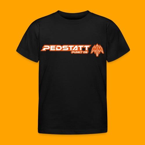 Pedstatt_LogoMashup_006 - Kinder T-Shirt