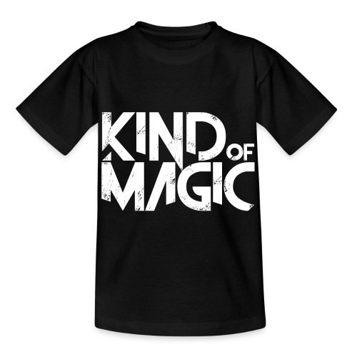 KIND of MAGIC white - Kinder T-Shirt