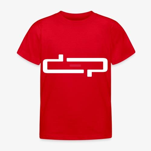 deplogo1neg red - T-skjorte for barn