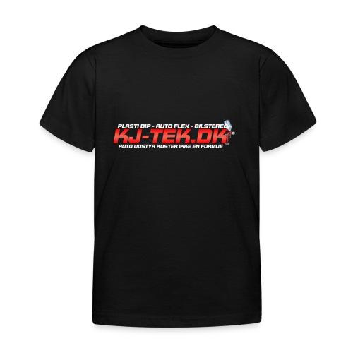 shirtlogo png - Børne-T-shirt