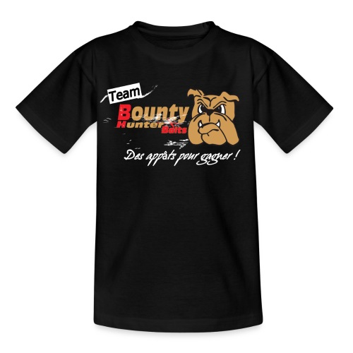 devantteeshirtteambhb png - T-shirt Enfant