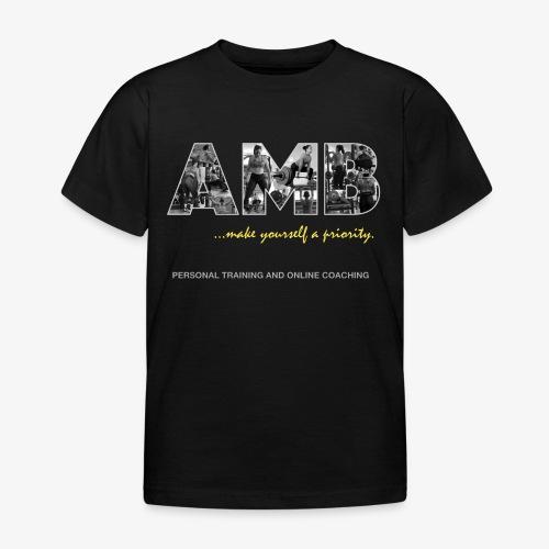 AMB Merchandise - Kids' T-Shirt