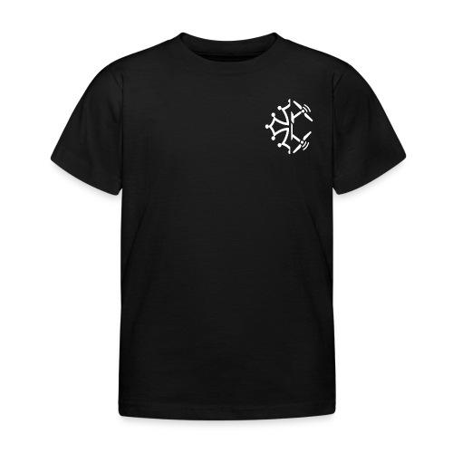 Classic Logo White - T-shirt Enfant