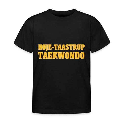 Høje-Taastrup Front Tryk - Børne-T-shirt