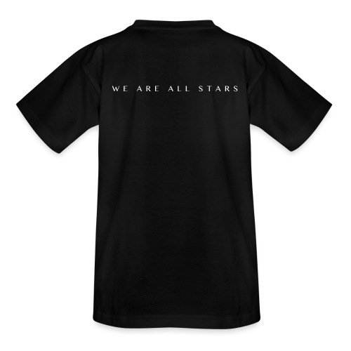 Galaxy Music Lab - We are all stars - Børne-T-shirt