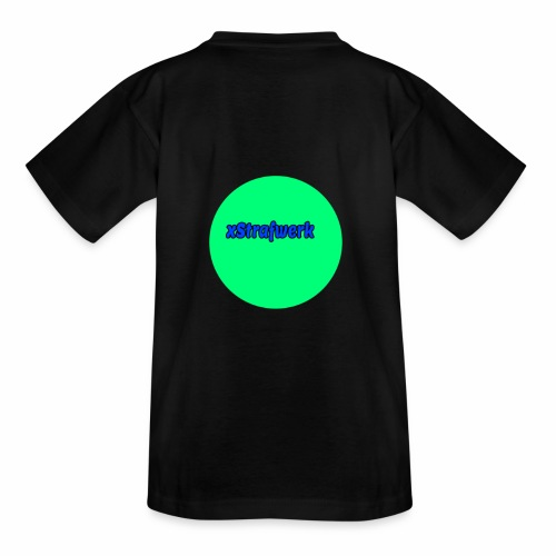 Design xStrafwerk - Kinderen T-shirt