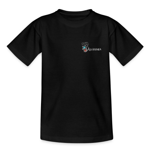 Titre logo Vect Blanc Grand png - T-shirt Enfant